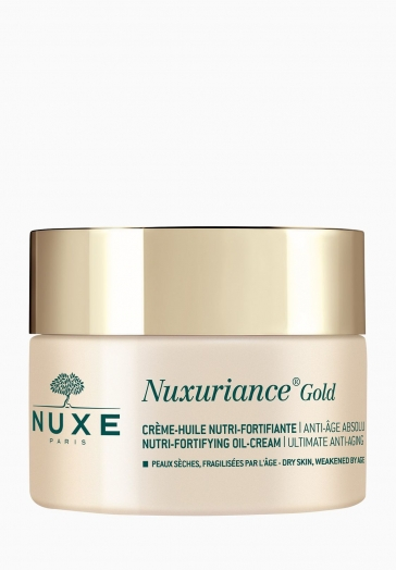 Nuxuriance Gold Nuxe Crème-Huile Nutri-Fortifiante