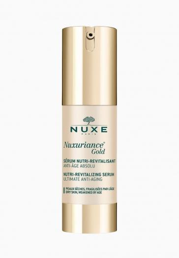 Nuxuriance Gold Nuxe Sérum Nutri-Revitalisant