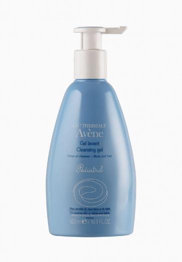 Pédiatril Avène Gel lavant corps et cheveux