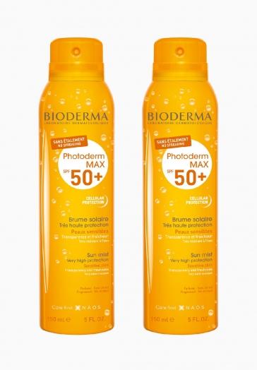 Photoderm Max Brume Solaire SPF50+ Bioderma Très haute protection solaire sans étalement