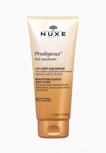 Prodigieux Lait Parfumé Nuxe Lait corps sublimateur et hydratant