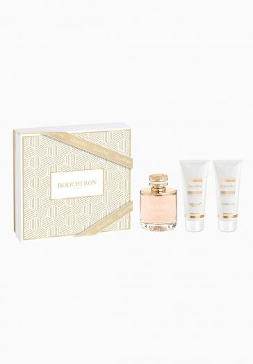 Quatre Pour Femme Boucheron Coffret Eau de Parfum