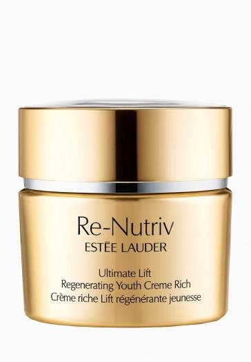 Re-Nutriv Ultimate Lift Estée Lauder Crème Riche Régénérante Jeunesse