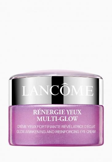 Rénergie Yeux Multi-Glow Lancôme Crème fortifiante révélatrice d'éclat radiance, reconstitution et fermeté