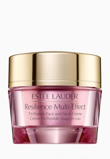 Resilience Multi-Effect Estée Lauder Crème Tri-Peptide Peaux Normales à Mixtes visage et cou