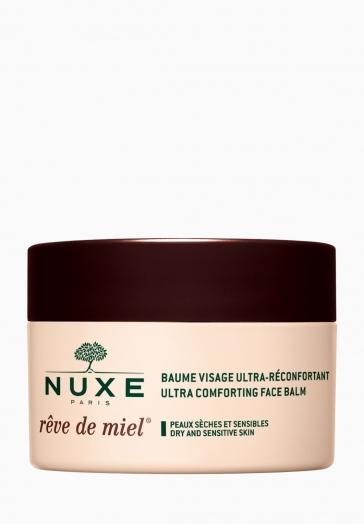 Rêve de Miel Nuxe Baume Visage Ultra-Réconfortant