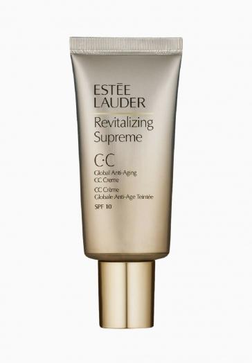 Revitalizing Supreme Estée Lauder CC Crème Globale Anti-Âge Teintée SPF 10