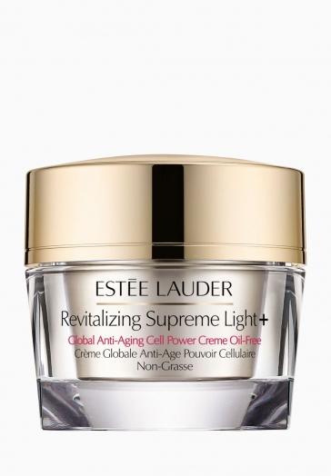 Revitalizing Supreme Light + Estée Lauder Crème Globale Anti-Âge Pouvoir Cellulaire Non Grasse