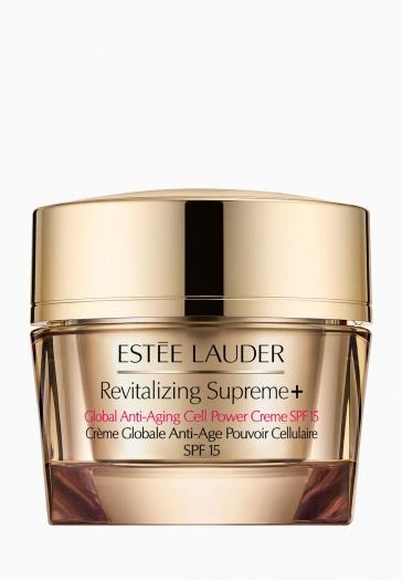 Revitalizing Supreme + Estée Lauder Crème globale anti-âge pouvoir cellulaire SPF 15