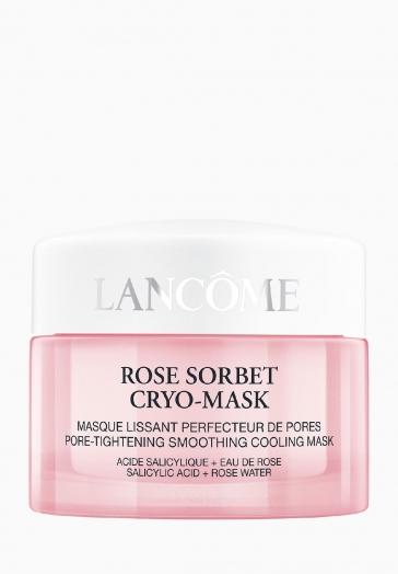 Rose Sorbet Cryo-Mask Lancôme Masque lissant perfecteur de pores