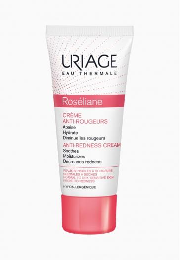 Roséliane Crème Anti-Rougeurs Uriage Soin apaisant et hydratant