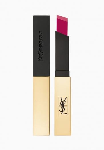 Rouge Pur Couture The Slim Yves Saint Laurent Rouge à Lèvres Ultra-Mat Longue Tenue et Confort