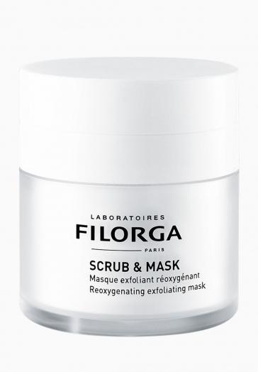 Scrub & Mask Filorga Masque Exfoliant Réoxygénant