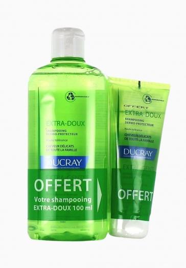 Extra-Doux Ducray Shampoing Dermo-Protecteur