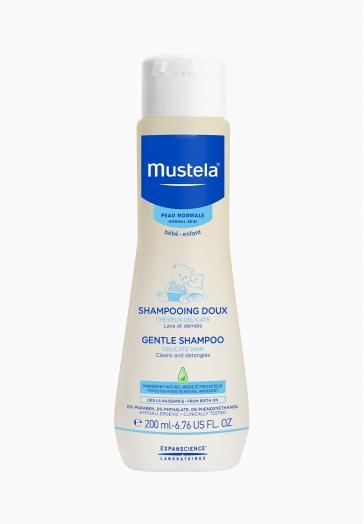 Shampooing doux Mustela Lave et démèle