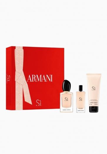 Sì Armani Coffret Eau de Parfum