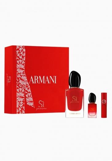 Sì Passione Armani Coffret Eau de Parfum