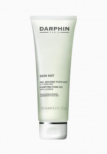 Skin Mat Darphin Gel Mousse Purifiant à la Réglisse