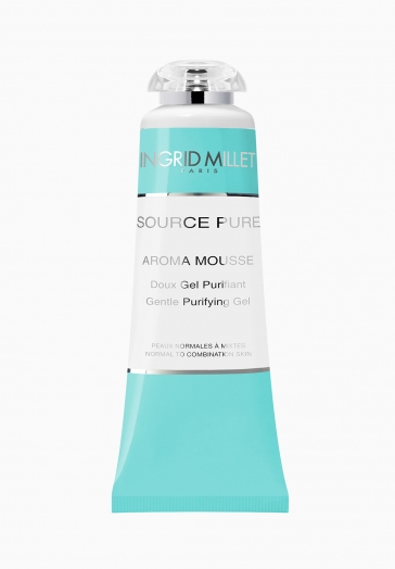 Source Pure Aroma Mousse Ingrid Millet Doux Gel Purifiant