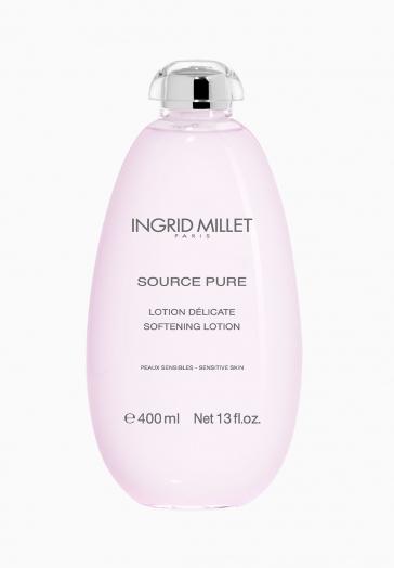 Source Pure Lotion Délicate Ingrid Millet Hydratante et reconstituante