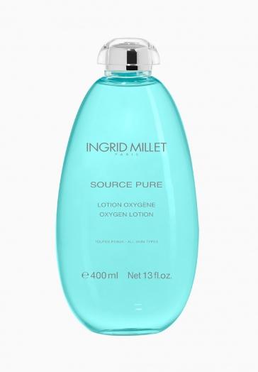 Source Pure Lotion Oxygène Ingrid Millet Rafraichissante et vivifiante