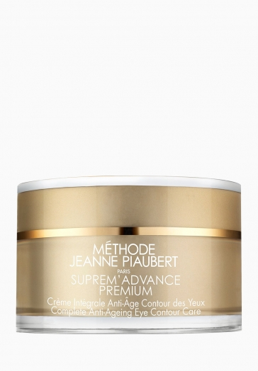 Suprem'Advance Premium Jeanne Piaubert Crème intégrale anti-âge contour des yeux