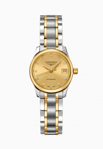 The Longines Master Collection Longines L2.128.5.37.7