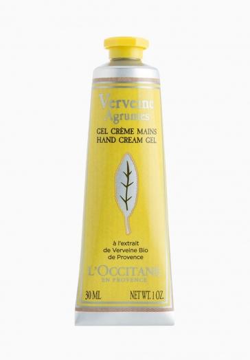 Verveine Agrumes L'Occitane Gel Crème Hydratant pour les Mains