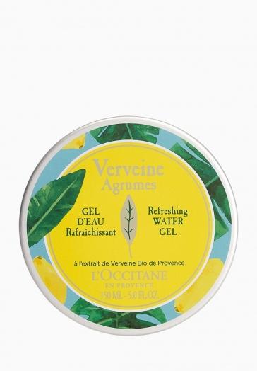 Verveine Agrumes L'Occitane Gel D'eau Rafraîchissant et Hydratant