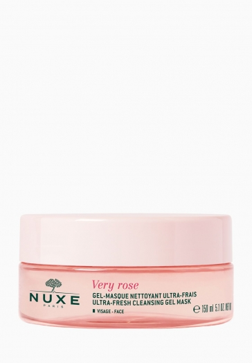 Very Rose Nuxe Gel-Masque Nettoyant Ultra-frais