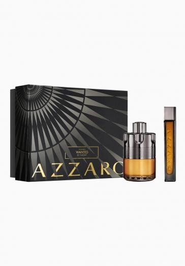 Wanted By Night Azzaro Coffret Eau de Parfum
