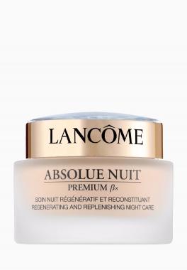 Absolue Nuit Premium ßx - Lancôme - Soin nuit régénératif et reconstituant