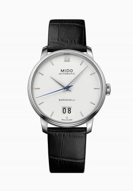 Baroncelli Big Date - Mido - M027.426.16.018.00