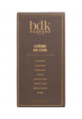 Crème de Cuir - BDK Parfums - Eau de Parfum