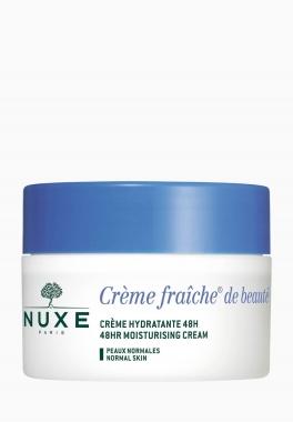 Crème fraîche de beauté - Nuxe - Crème hydratante 48h et anti-pollution