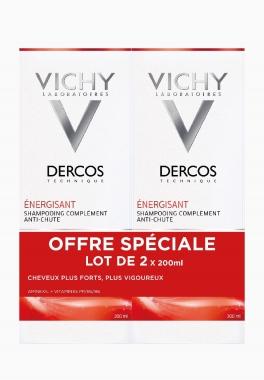 Dercos Energisant Aminexil - Vichy - Shampooing anti-chute