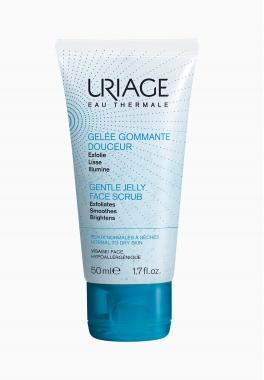 Gelée Gommante Douceur - Uriage - Gel exfoliant doux
