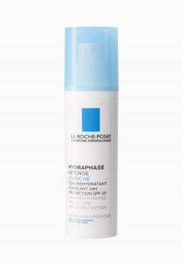 Hydraphase UV Intense Riche - La Roche Posay - Réhydratant intensif 24H