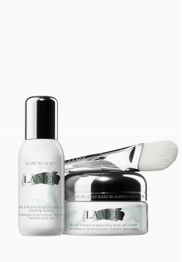 Le Masque Éclaircissant Intense - La Mer - Masque-crème sans rinçage apaisant en 2 étapes