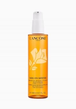 Miel-en-Mousse - Lancôme - Démaquillant et nettoyant moussant au miel d'acacia