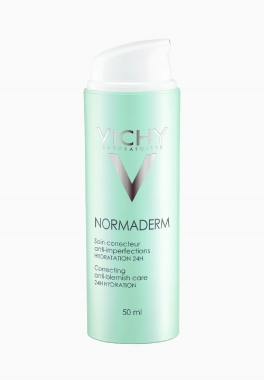 Normaderm Soin Correcteur - Vichy - Soin anti-imperfections hydratation 24H