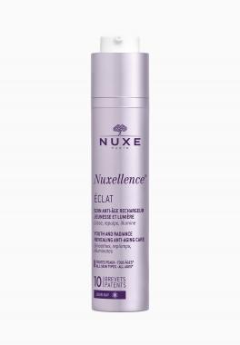 Nuxellence Éclat - Nuxe - Soin anti-âge rechargeur jeunesse et lumière