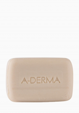 Pain Dermatologique - A-Derma - Au lait d'avoine, sans parfum et sans savon
