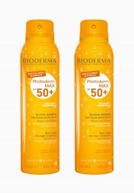 Photoderm Max Brume Solaire SPF50+ - Bioderma - Très haute protection solaire sans étalement