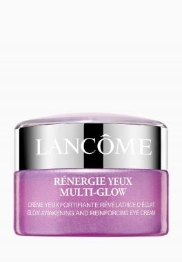 Rénergie Yeux Multi-Glow - Lancôme - Crème fortifiante révélatrice d'éclat radiance, reconstitution et fermeté