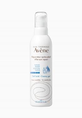 Réparateur après-soleil - Avène - Gel lacté hydratant et apaisant