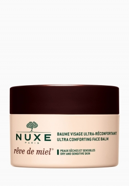 Rêve de Miel - Nuxe - Baume Visage Ultra-Réconfortant