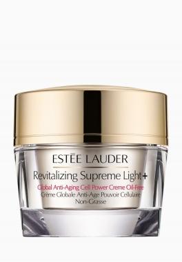 Revitalizing Supreme Light + - Estée Lauder - Crème Globale Anti-Âge Pouvoir Cellulaire Non Grasse