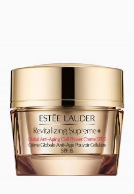 Revitalizing Supreme + - Estée Lauder - Crème globale anti-âge pouvoir cellulaire SPF 15