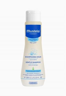Shampooing doux - Mustela - Lave et démèle